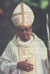 Abp. Lawrence J. Burke, SJ