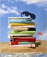 Beach-cover Tony Cenicola.The New York Times